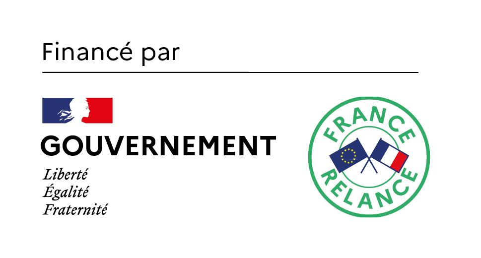 Financé en partie par la France Relance